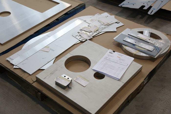 stainless steel and duplex materials