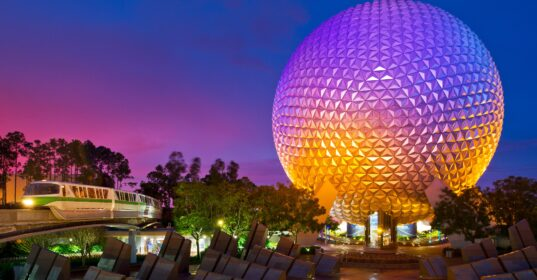 Aluminum and the EPCOT Ball
